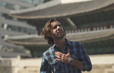 Jorge Vega - The Engine of my Life, MV (2015)